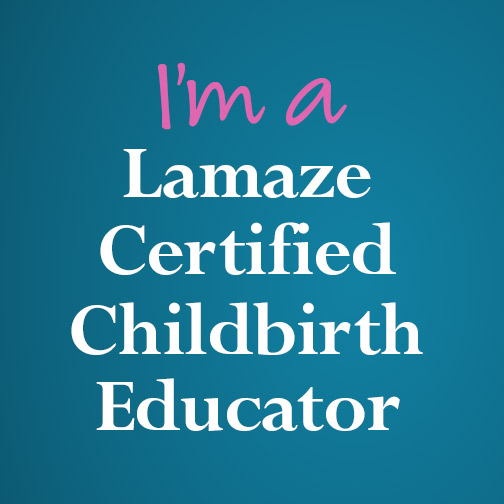 Ruth Castillo is a Lamaze Certified Childbirth Educator