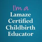 Ruth Castillo is a Lamaze Certified Childbirth Educator