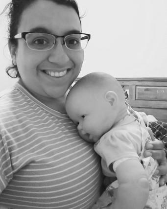 Ruth Babywearing   Ruth Castillo Salty Mama Doula San Antonio Texas