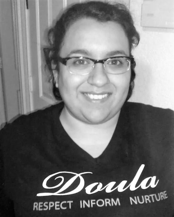 Ruth Castillo doula shirt | Ruth Castillo Salty Mama Doula San Antonio Texas